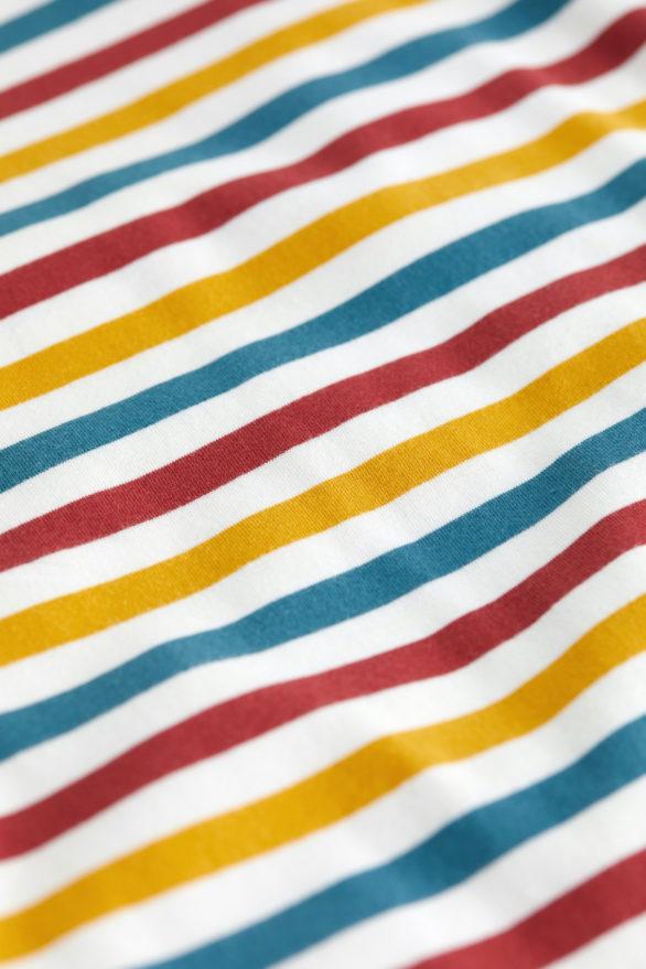 Seasalt Cornwall top sailor tri mini cornish z bio bavlny