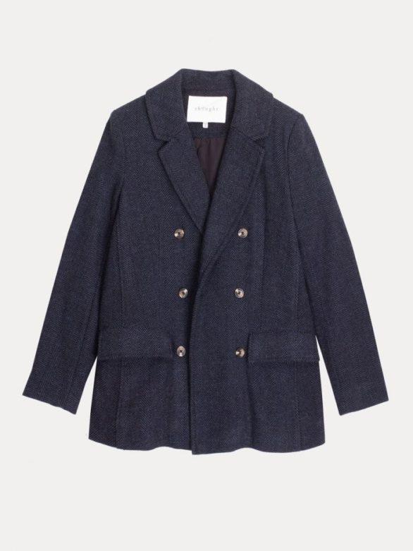Thought kabátek marci s vlnou