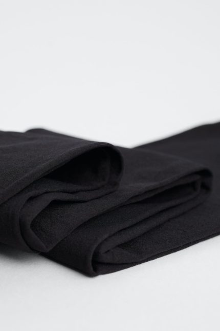 Seasalt Cornwall nylonové punčocháče black