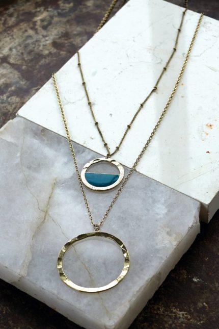 Nomads náhrdelník ishana