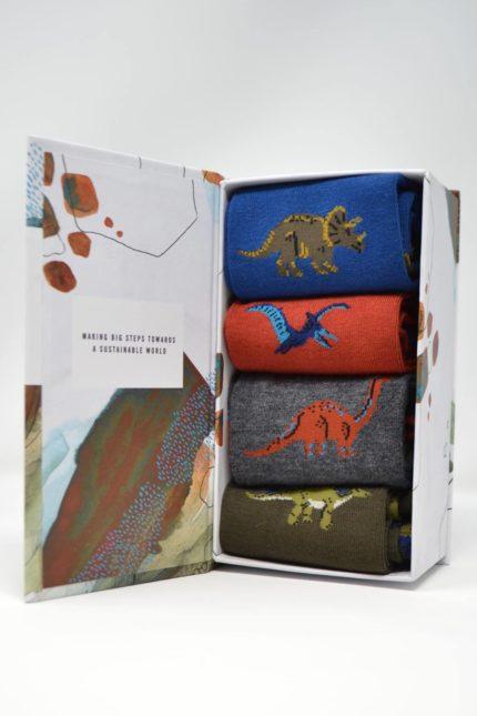 Thought dárkové balení pánských ponožek extinct