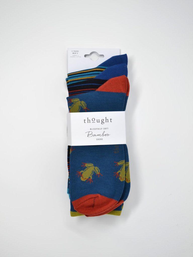 Thought dárkové dvojbalení pánských ponožek hugh