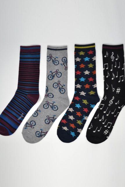 Thought dárkové balení pánských ponožek laurence