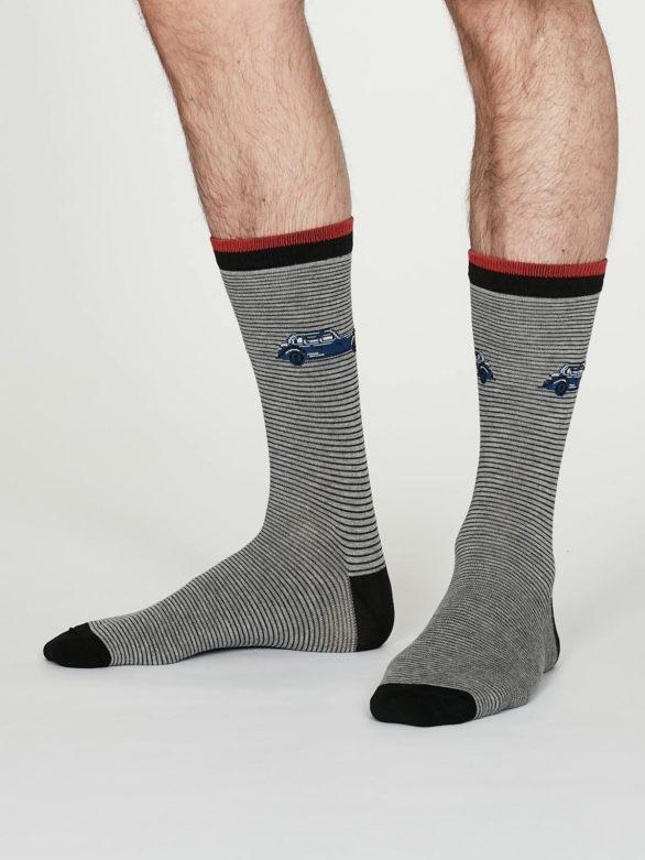 Thought dárkové dvojbalení pánských ponožek roger