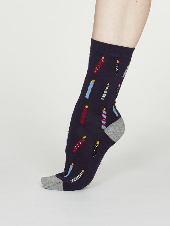Thought dárkové dvojbalení dámských ponožek party
