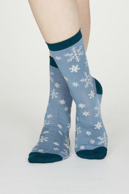 Thought dárkové balení dámských ponožek avice