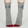 Thought bambusové ponožky elias šedé