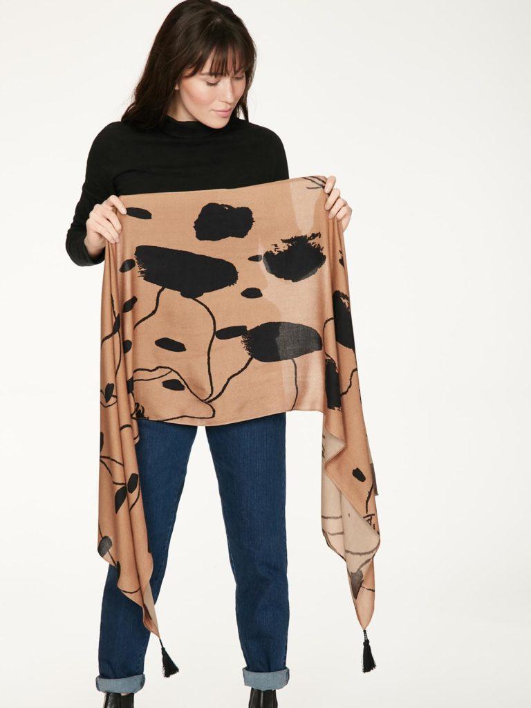 Thought bambusový šátek loi