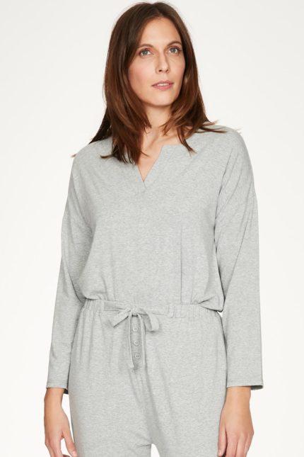 Thought pyžamový top s bambusem rilke