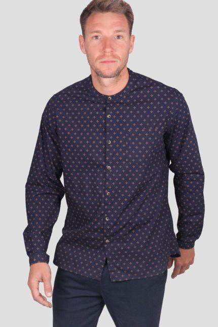 Thought košile chaucer z bio bavlny