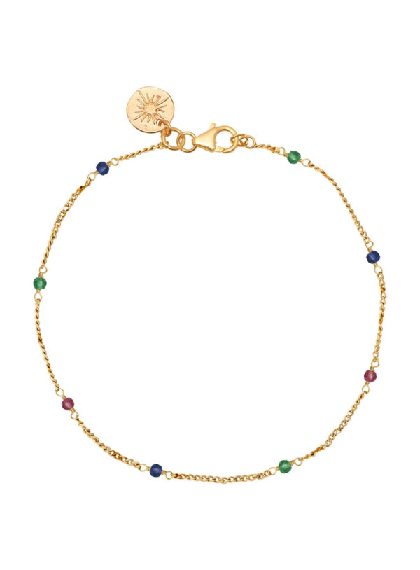 náramek rosary s perlami
