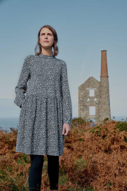 Seasalt Cornwall Šaty selven granite