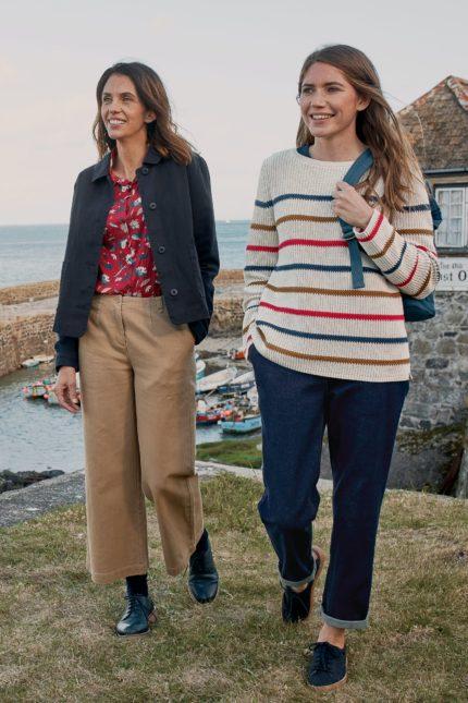 Seasalt Cornwall svetr gwaynten