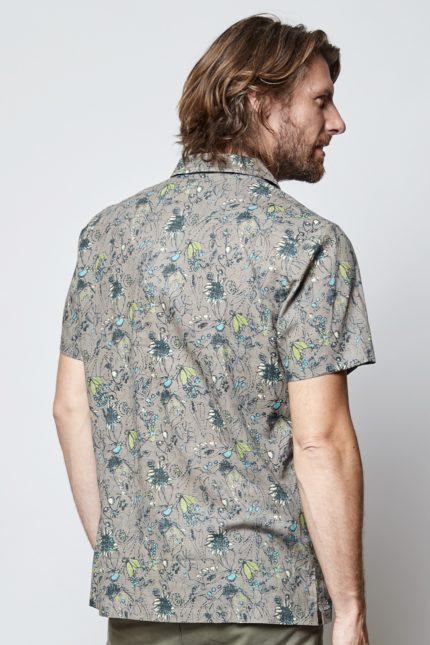 Nomads pánská košile s krátkým rukávem hepworth