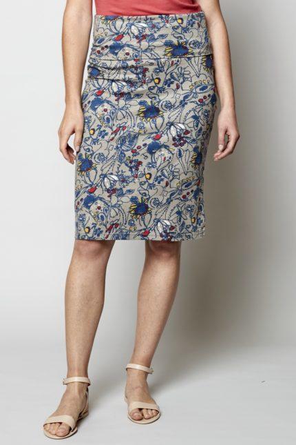 Nomads sukně hepworth z bio bavlny