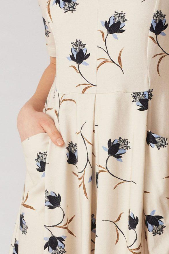 Lana Šaty himiko magnolia krémové
