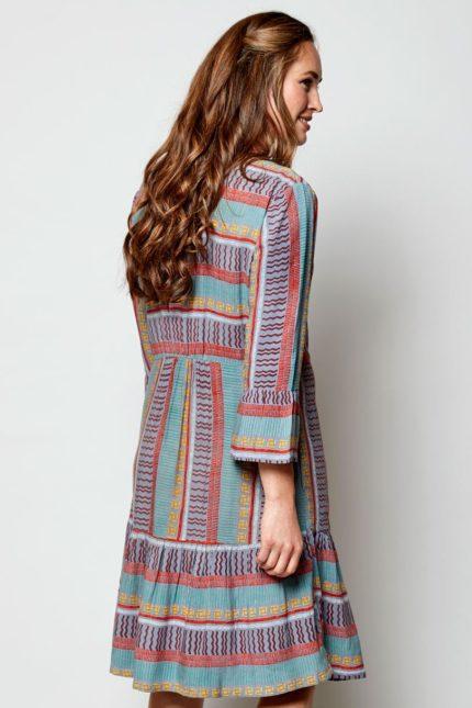 Nomads tunikové šaty zen pearl