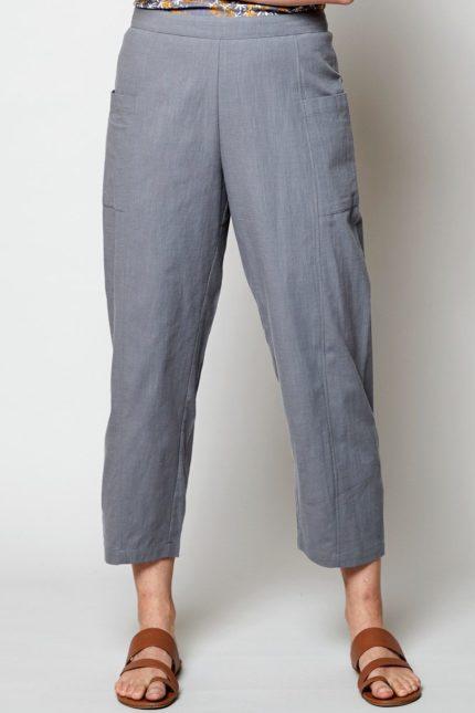 Nomads crop kalhoty grey