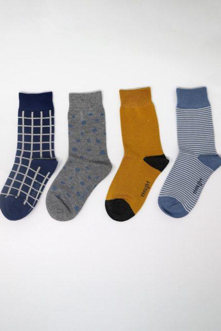 Thought dárkové balení dětských ponožek river kids