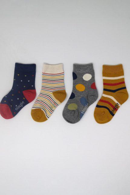 Thought dárkové balení dětských ponožek shay baby