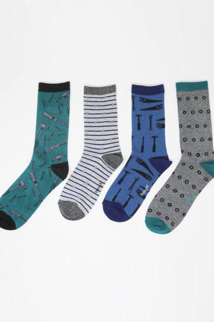 Thought dárkové balení pánských ponožek juan
