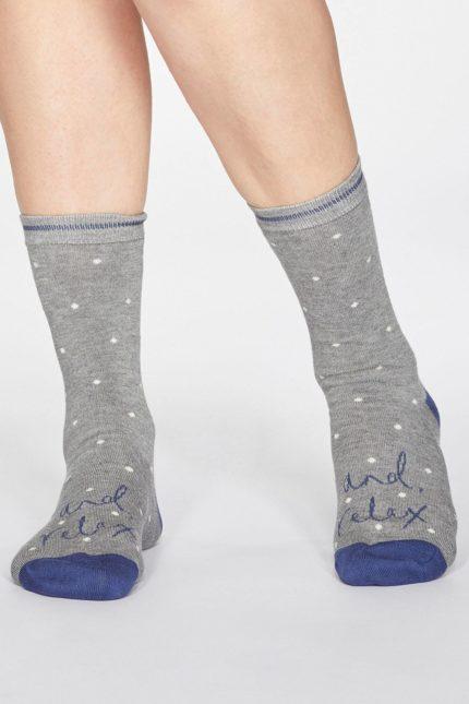 Thought dárkové balení dámských ponožek relax