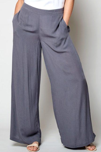 Nomads Široké kalhoty aniseed