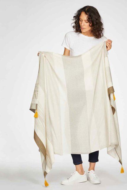 Thought sarong samanatha z bio bavlny