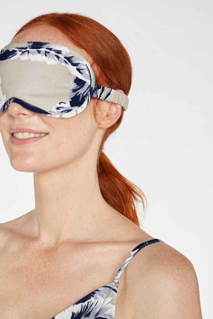 Thought maska na oči na spaní palm baja