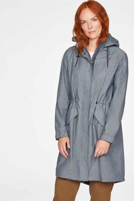 Thought voděodolný kabát jessica