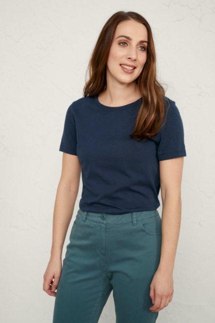 Seasalt Cornwall tričko reflection modré