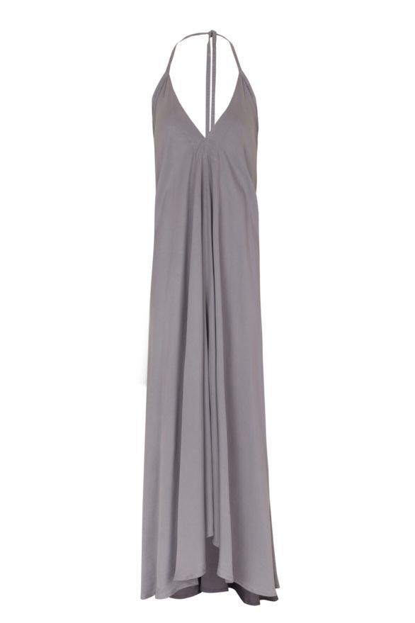 Suite13 maxi tencelové šaty daphne lavanda