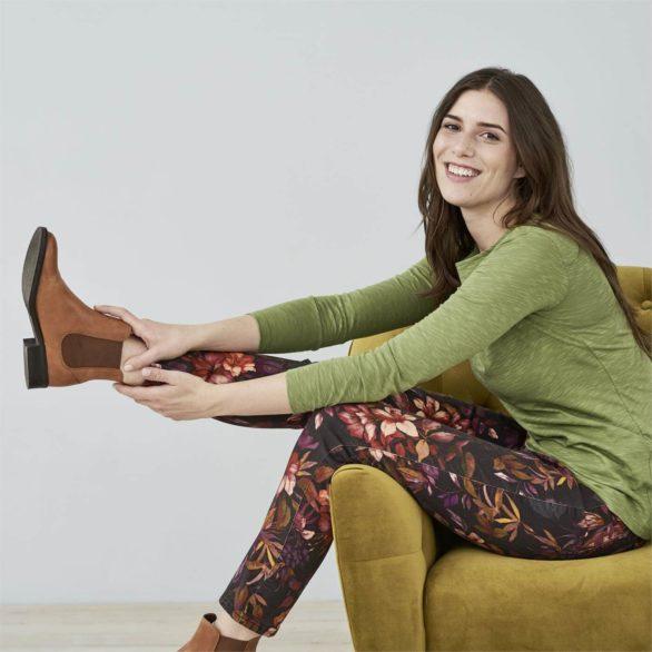 Living Crafts tregíny jette z bio bavlny