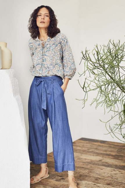Thought kalhoty esther culottes