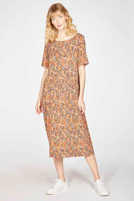 Thought bambusové šaty antonia