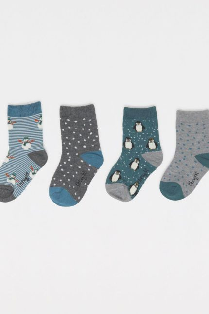 Thought dárkové balení dětských ponožek meri christmas baby