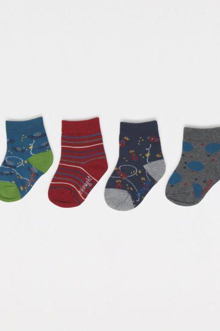 Thought dárkové balení dětských ponožek franky rocket baby