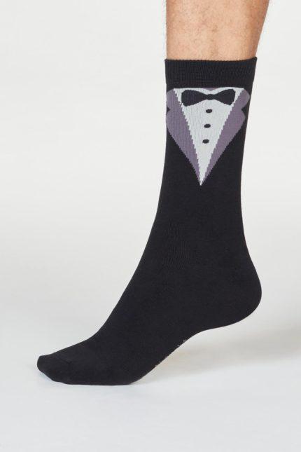 Thought dárkové balení pánských ponožek frederik tux