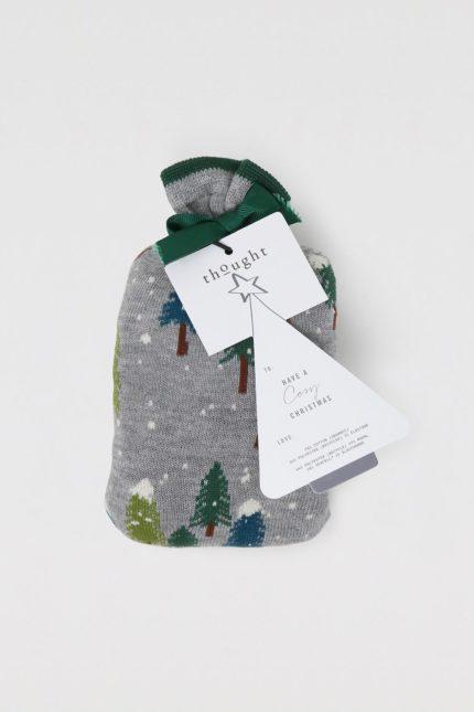 Thought dárkové balení pánských ponožek rogerus forest