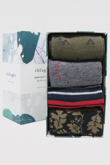 Thought dárkové balení pánských ponožek glenn