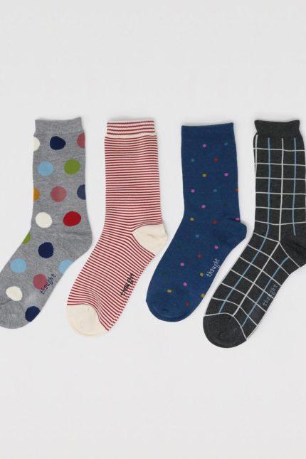 Thought dárkové balení dámských ponožek dorah