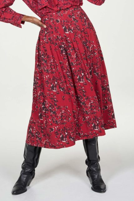 Thought tencelová sukně janelle