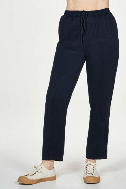 Thought kalhoty luella modré s bambusem
