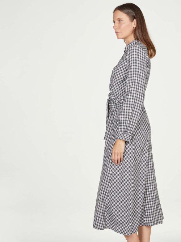 Thought konopné šaty georgine