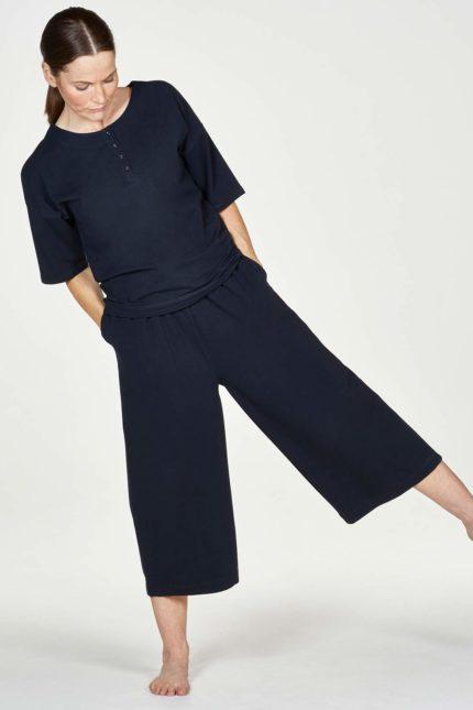Thought pyžamo lettice z bio bavlny