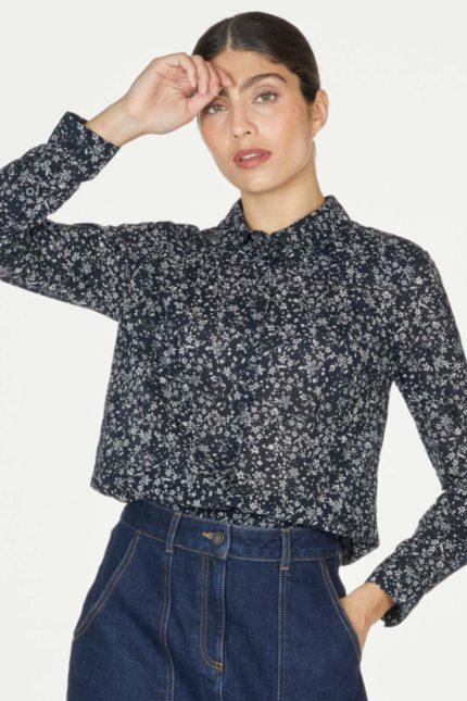 Thought košile florentine z bio bavlny