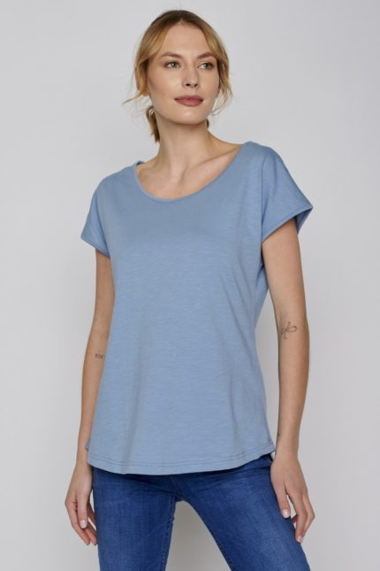 Greenbomb tričko cool světle modré