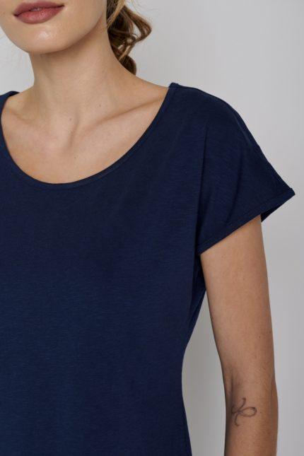 Greenbomb tričko cool tmavě modré