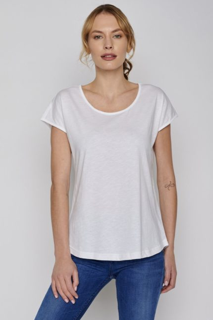 Greenbomb tričko cool bílé